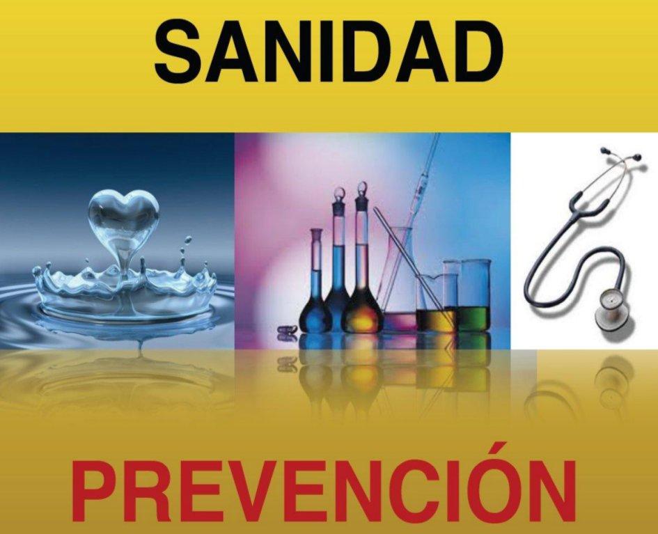 Sanidad y prevención