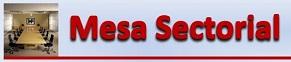 INFORME MESA SECTORIAL 28/07/2016