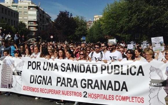 La Junta paraliza la fusión hospitalaria en Granada