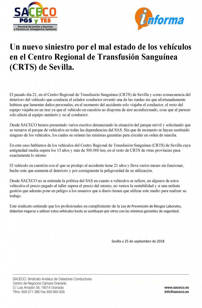NOTA CRTS Sevilla