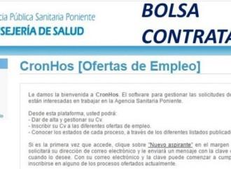 Procedimiento de entrega de documentación en CronHos