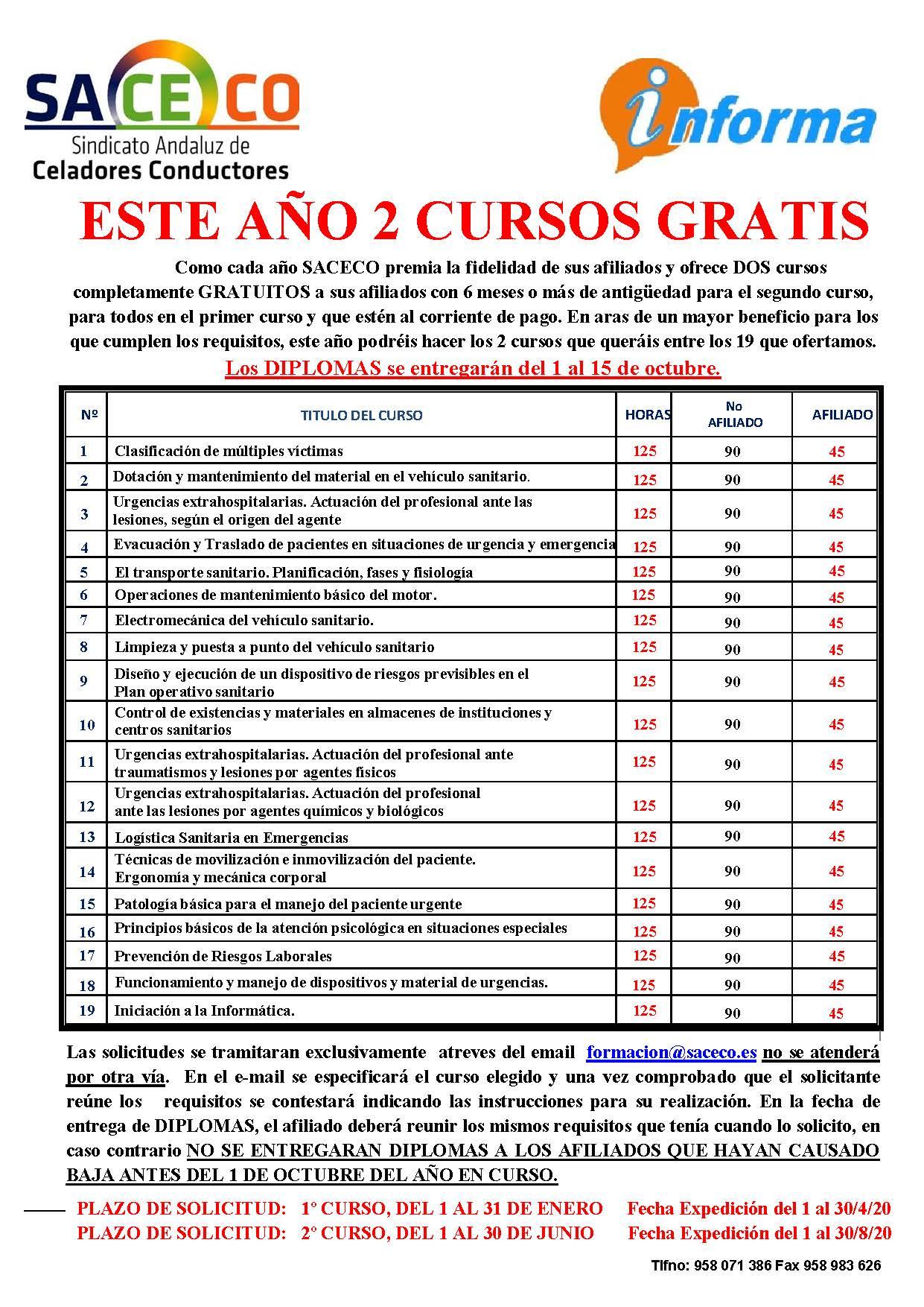 CURSO GRATIS 2020
