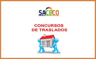 Disponibles Listados Definitivos Correspondiente al Concurso de Traslado.