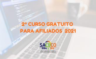 2º CURSO GRATUITO 2021