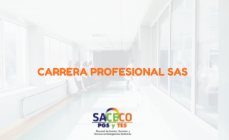 CARRERA PROFESIONAL 2022 SAS